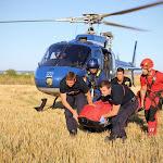 Marsannay-la-Côte | Marsannay-la-Côte : une randonneuse blessée, hélitreuillée par les pompiers