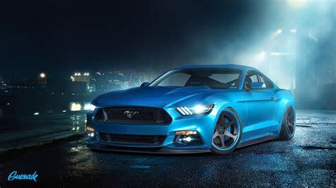 Car Mustang Wallpaper