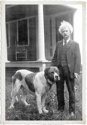 """""""Minél többet tanulok az emberek, annál jobban szeretem a kutyámat."""" - Mark Twain"""