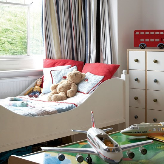 Children's bedroom storage | Bedroom furniture | Decorating ideas | Image | Housetohome