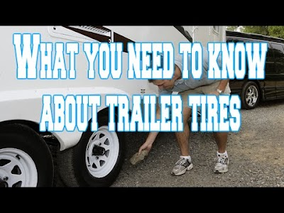 RV Travel videos: Trailer Tires 101 & All About 'WorKamping'
