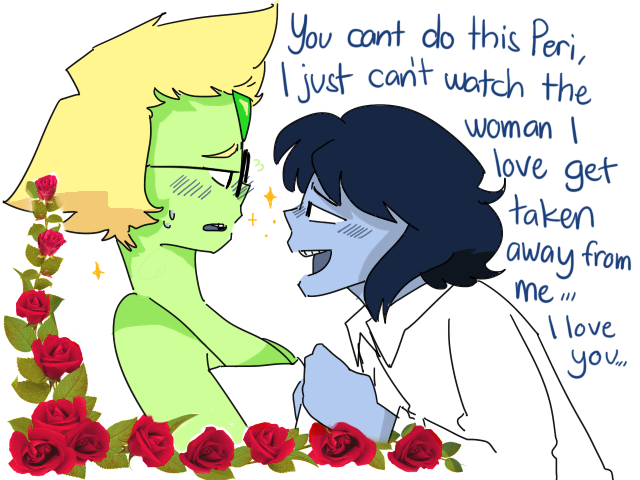 "YD: ""Peridough's dreams are amusing"" Jasper: ""Reeeeeaaally interesting dreams for a nine year old"""