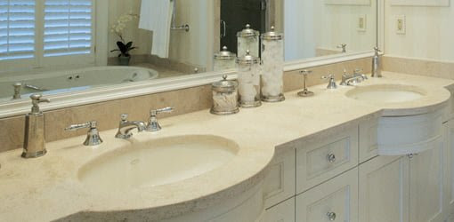 Bathroom Vanity Countertop Options | Today's Homeowner ...