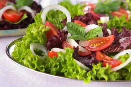Salades/Vinaigrettes/Trempettes
