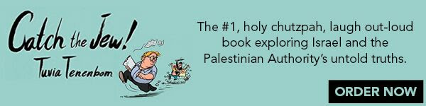 "Read ""Catch the Jew"" - A True Laugh Out Loud Look Inside Israel"