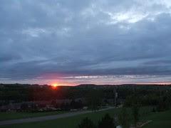 1 SEP 06 sunset