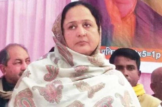 कृष्णानंद राय की पत्नी की प्रियंका गांधी को चिट्ठी, कांग्रेस पर मुख्तार अंसारी को संरक्षण देने का लगाया आरोप