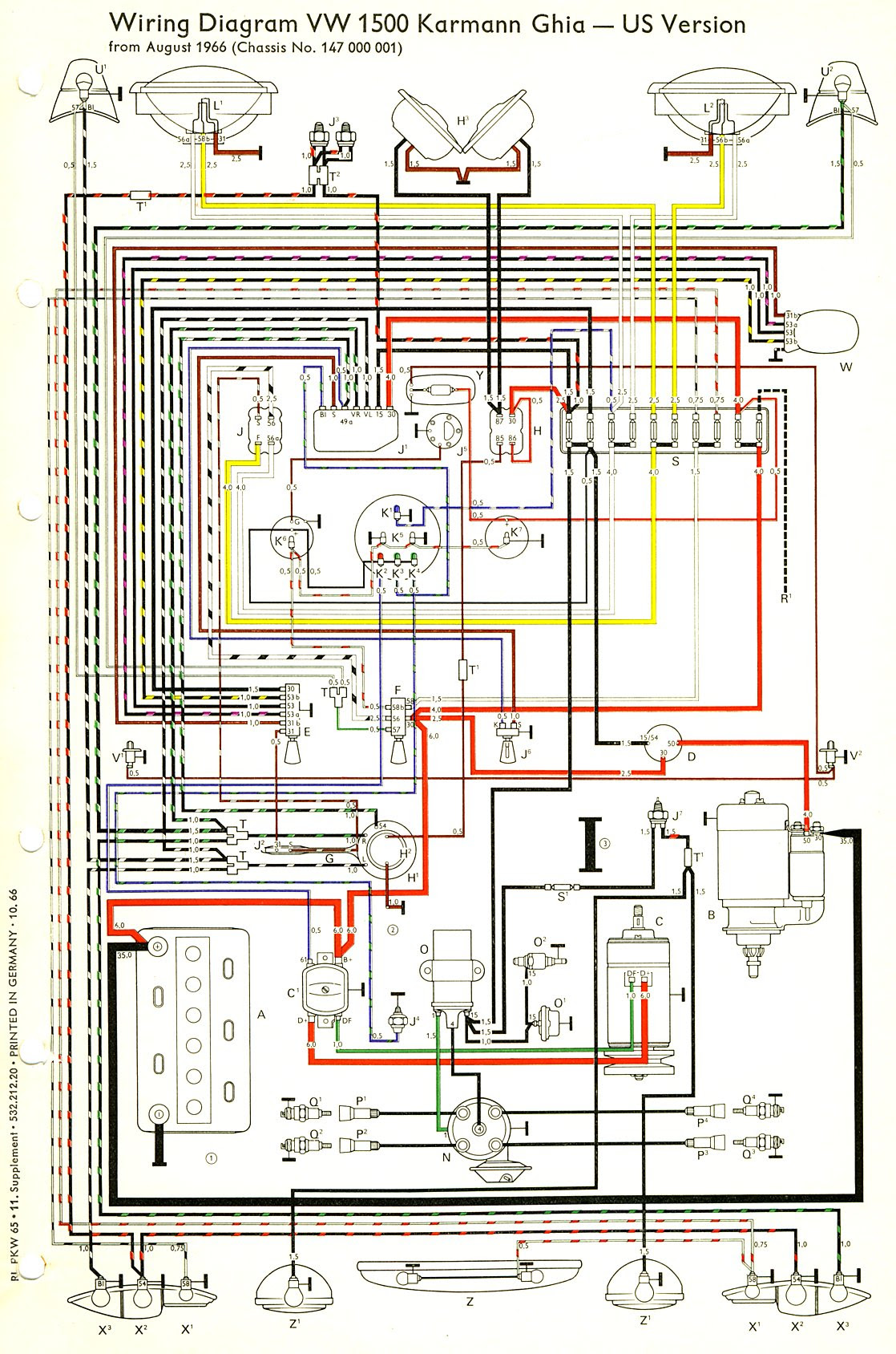 1968 camaro engine wiring diagram image 9