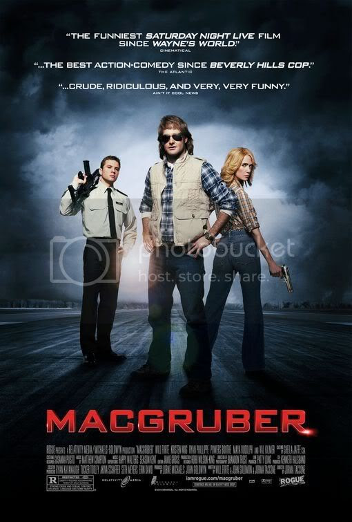 Macgruber Macgruber - Licença para Estragar