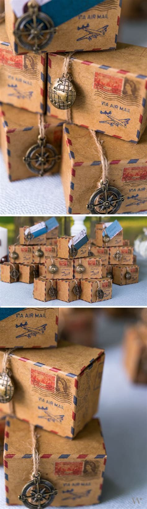 17 Best ideas about Wedding Favor Boxes on Pinterest
