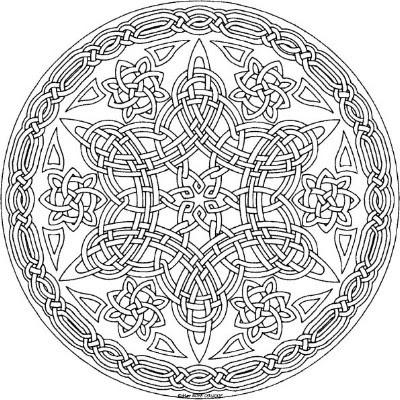 15 Amazingly Relaxing Free Printable Mandala Coloring ...