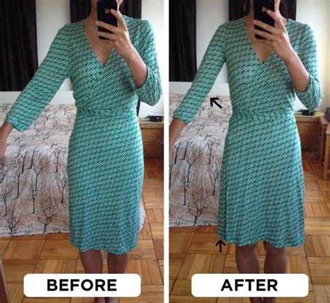 Get familiar with easy at home alterations that you can do
