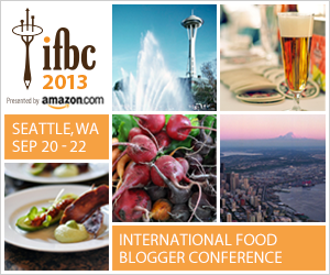 International Food Blogger Conference 2013 Seattle