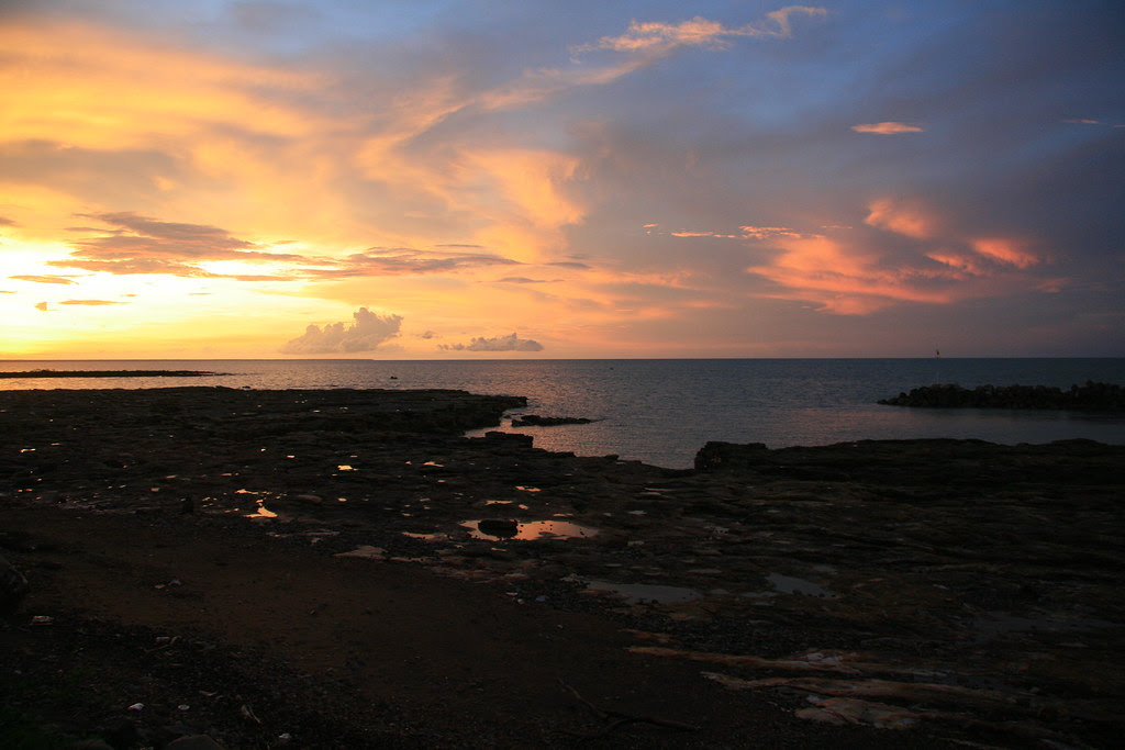 Dusk at Nightcliff