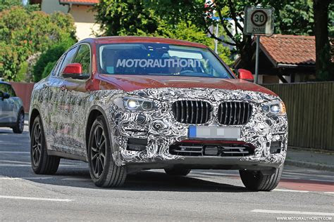 bmw  spy shots  video