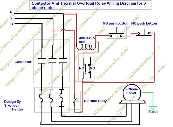 Electrical Wiring Diagrams For Contactors Pdf