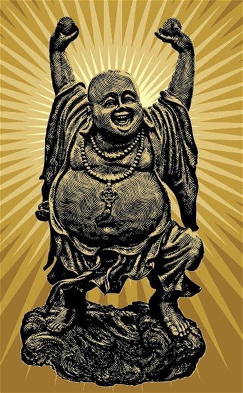 Vector buddha Free vector in Adobe Illustrator ai ( .ai
