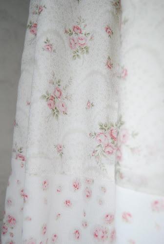 Cortina baño telas