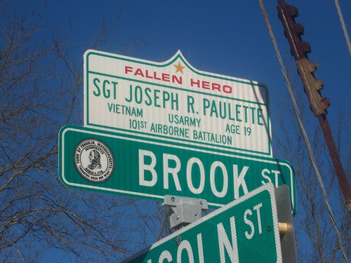 Sgt Joseph R. Paulette
