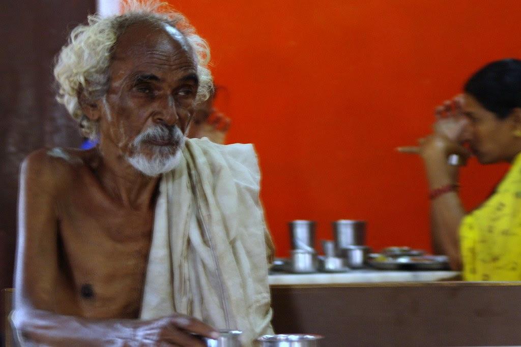 Old man of Kinnigoli