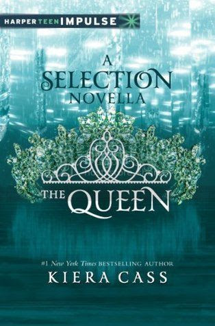 The Book Rest - Book Review of The Queen by Kiera Cass