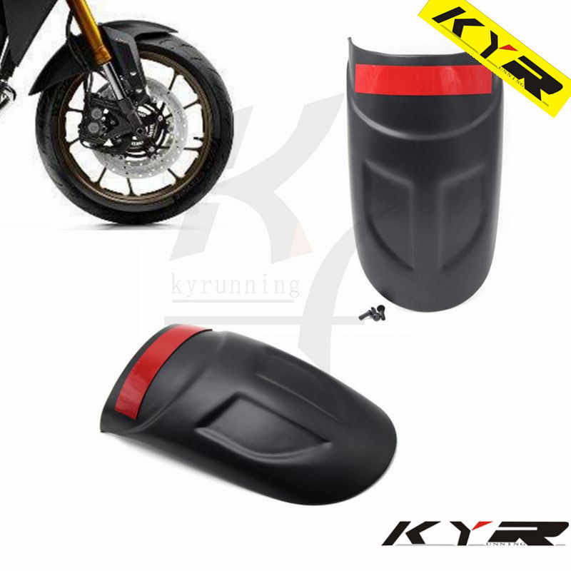 Motorcycle Front Mudguard Fender Rear Extender Extension For Yamaha Fz 09 Fz09 Mt09 Mt 09 2013 2014 2015 2016 2017