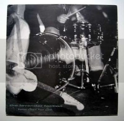 Lavender Faction - Four Riffs for Joe EP