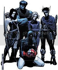 Marvel Jovens Vingadores
