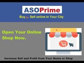 ASOPrime - Quick Tutorial for Beginners