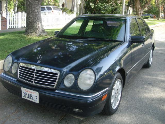 1996 Mercedes-Benz E-Class E320 for Sale in Sherman Oaks ...