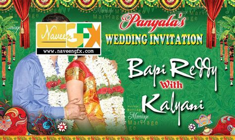 indian wedding psd flex banner templates free downloads