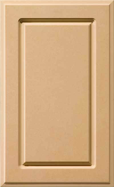 Custom, cut to size, MDF replacement raised panel cabinet ...