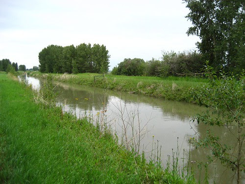 Canal at Strathmore