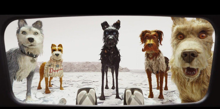Isle Of Dogs Wallpaper