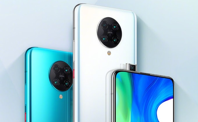 Xiaomi launches an update to correct the bugs of the Poco F2 Pro