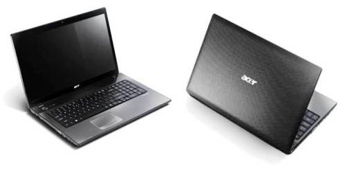 6. Acer AS7741G 6426 Top 10 Best Laptops in 2012