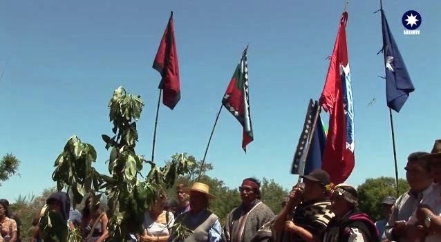 Captura Segunda Cumbre por la Autodeterminación Mapuche (video) 05