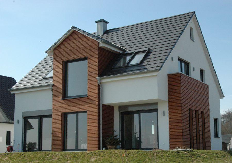 Modernes Einfamilienhaus  Compact Bau GmbH \u0026 Co. KG