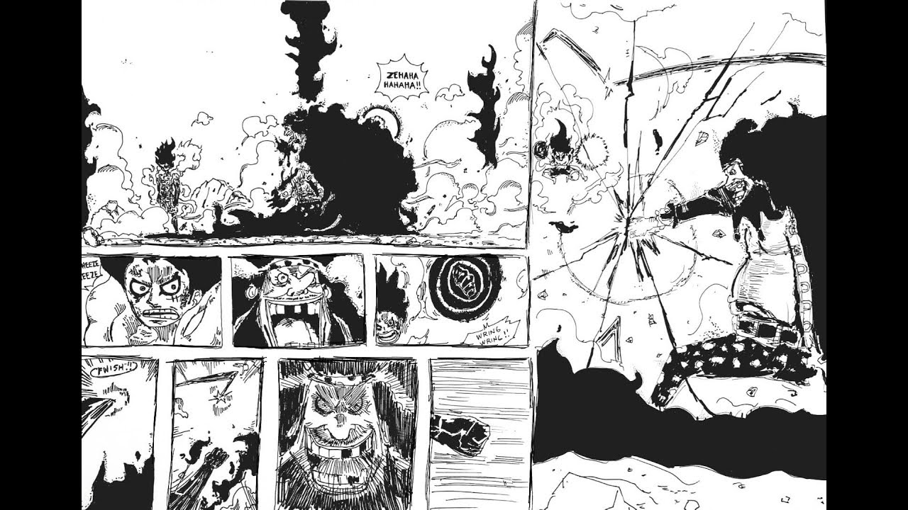 One Piece Episode 1000 Gear 5 Luffy Vs Akainu Final War ïンピース Video Sportnk