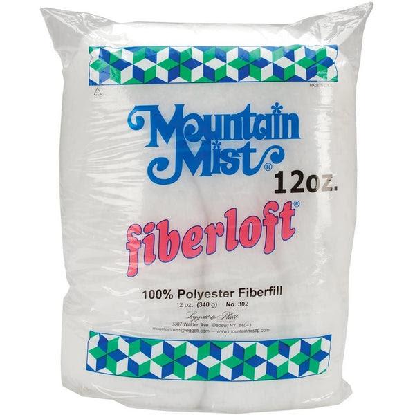 Fiberloft Polyester Stuffing 12 oz Bag