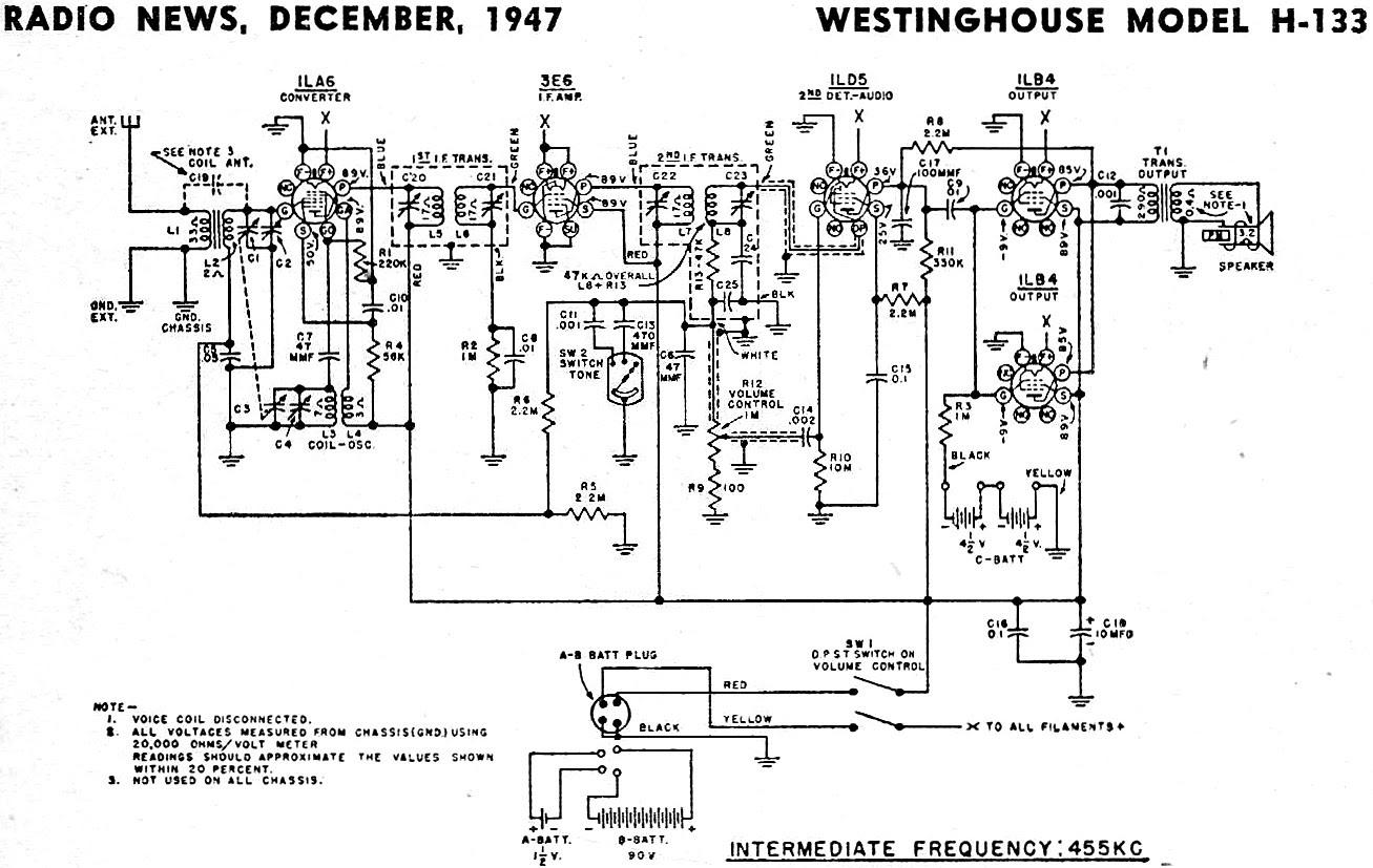 Dual Radio Wiring Diagram