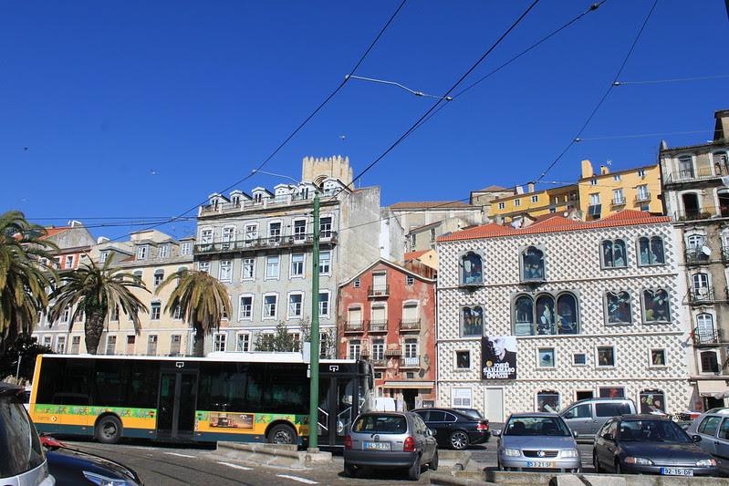 Oh oh, Lisbon!