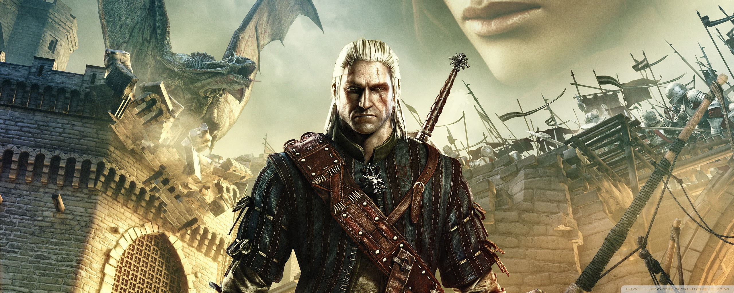 The Witcher 2 Assassins Of Kings Ultra Hd Desktop Background