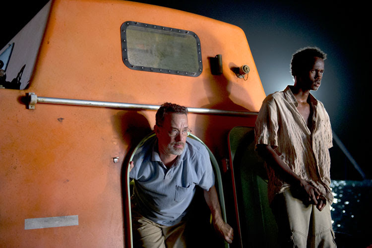 Capitán Phillips - fotograma de la película