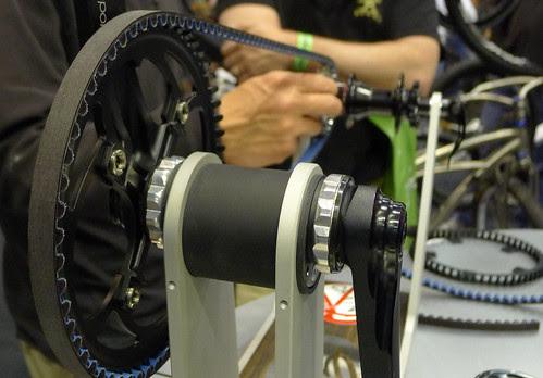 carbon belt drive