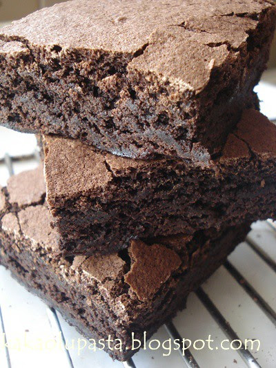 nick malgieri fudgy brownie_2