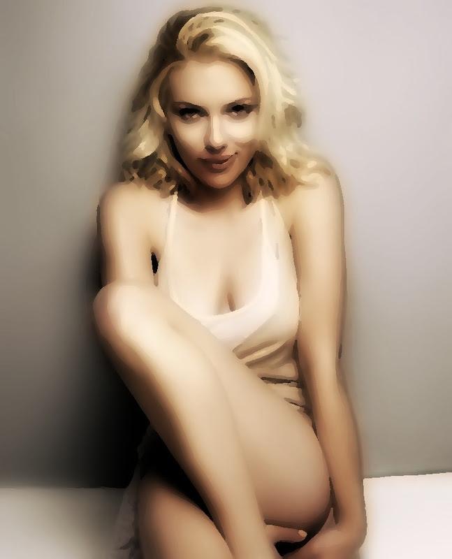 Scarlett Johansson Esen