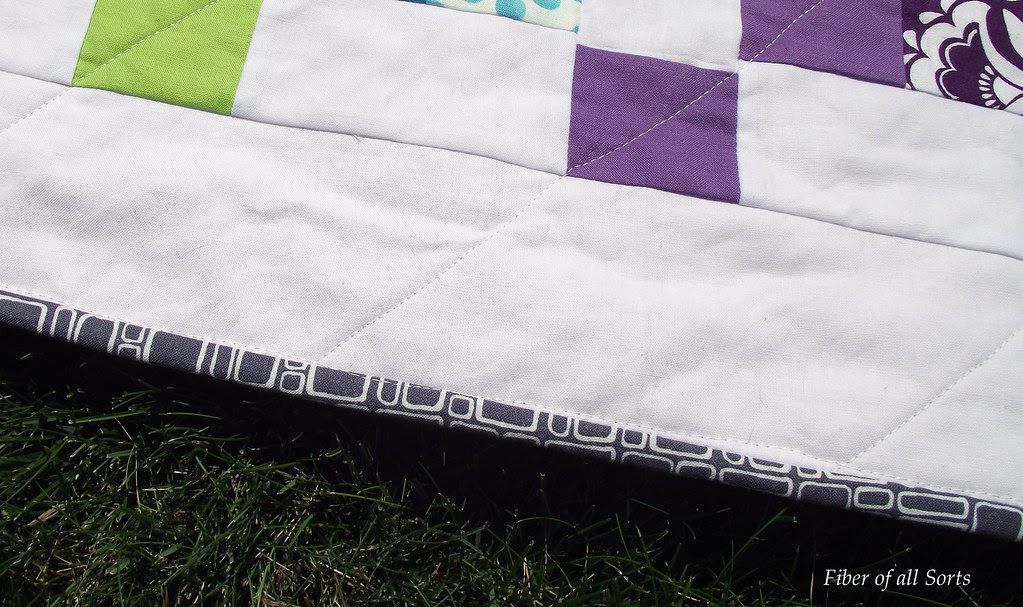 Step-daughters 4-H binding detail