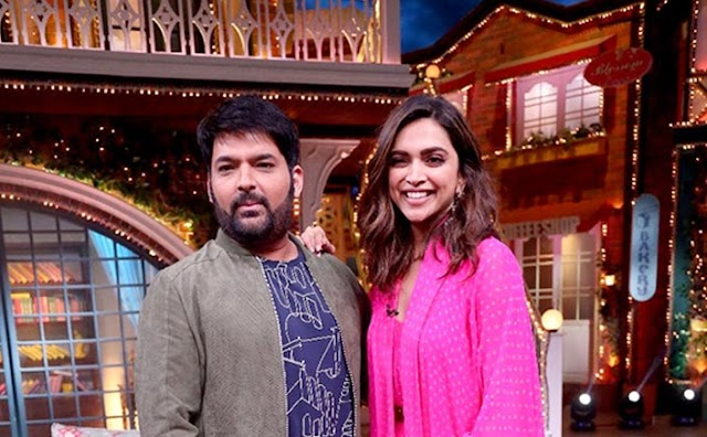 The Kapil Sharma Show: Kapil Sharma Shows His Lil. Munchkin's Pic To Deepika Padukone, Actress Reveals Details