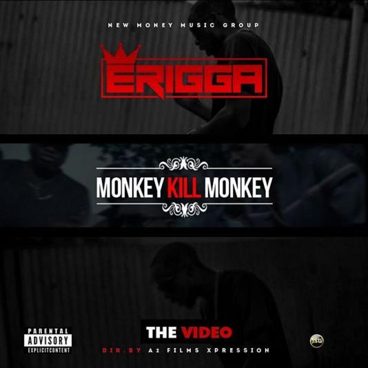VIDEO: Erigga - Monkey Kill Monkey